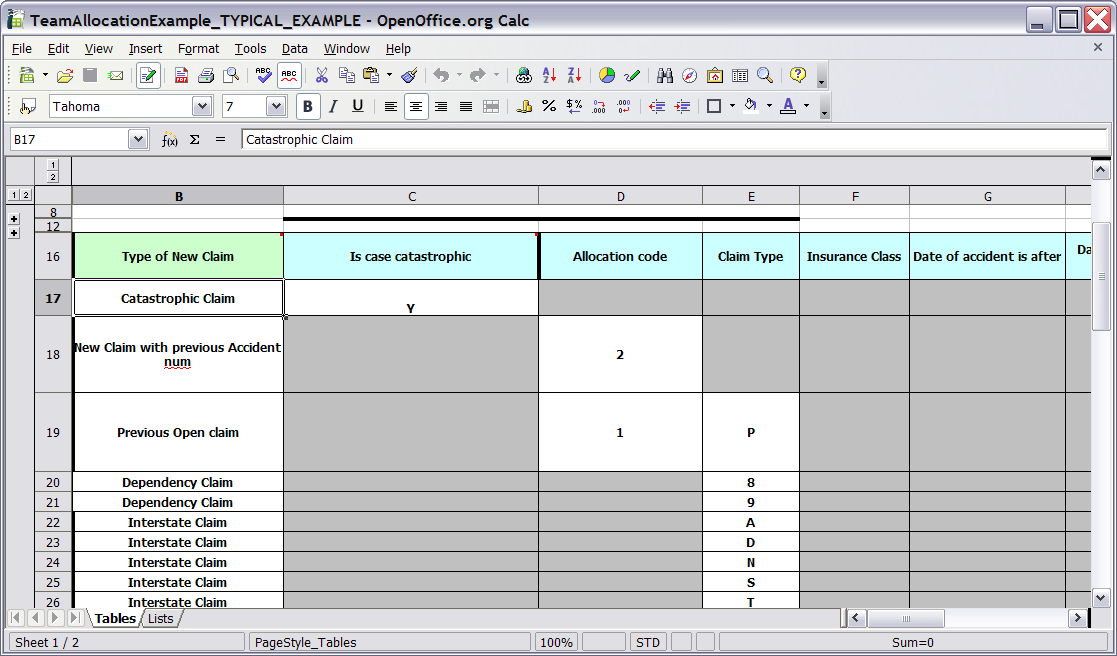 Chapter 2 User Guide – Decision Log Template