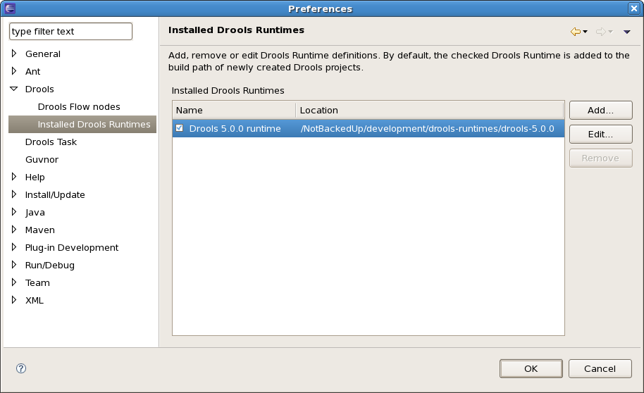 Chapter 2. Installation and setup (core and ide).