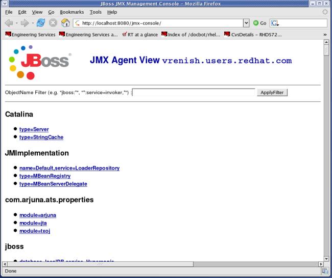 JBoss Application Server