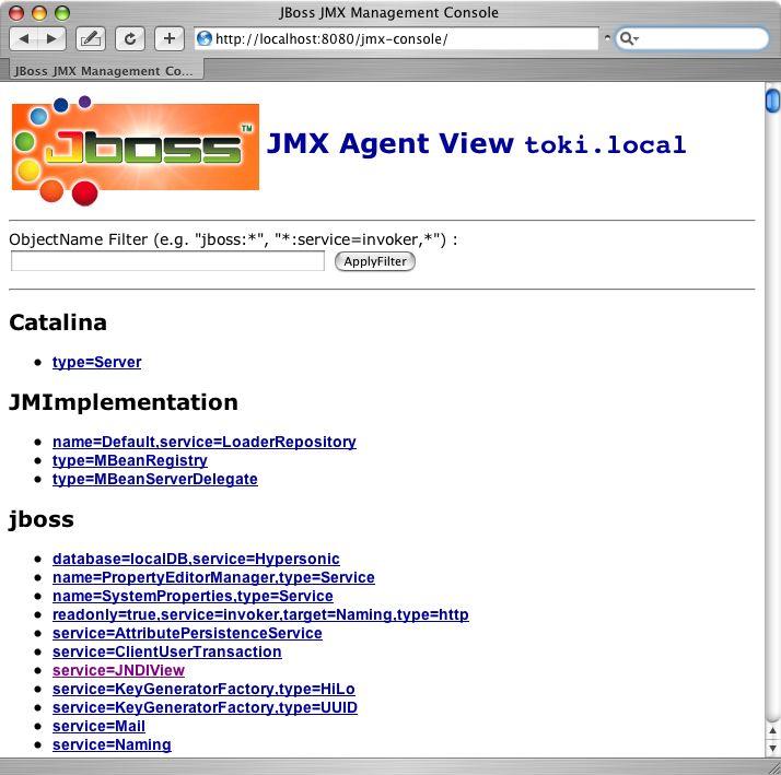 JBoss Application Server 4 2 2