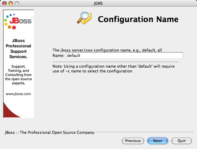 Chapter 1  Installing JBoss