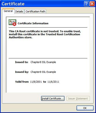 Chapter 4  Using HTTPS