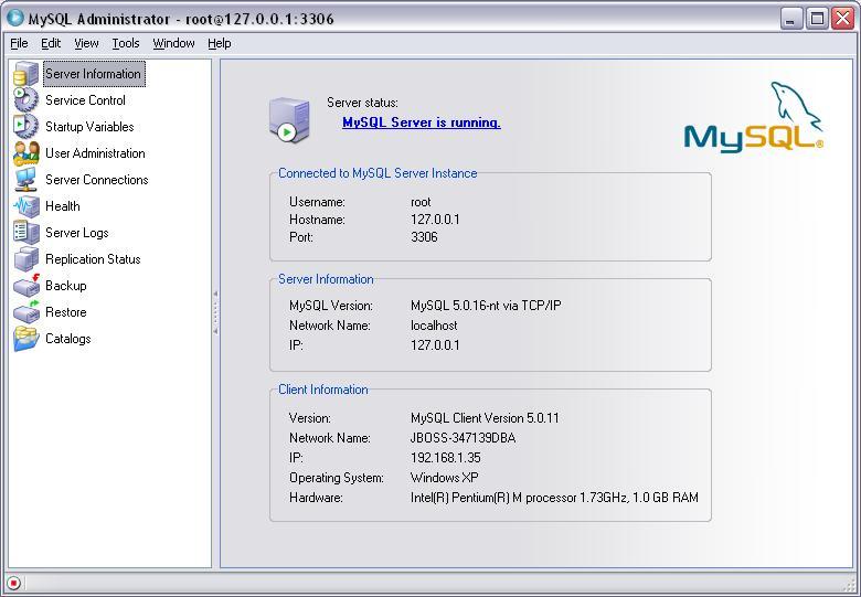Mysql manager windows - фото 3