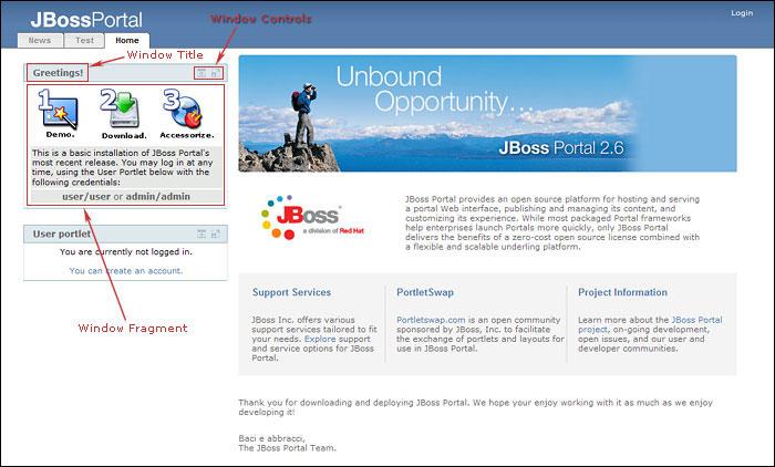 JBoss Portal 2 6 2-GA