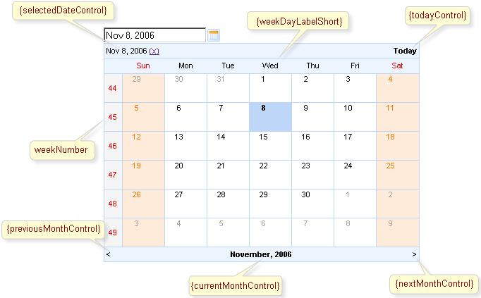 6 11 1 Rich Calendar Available Since 3 1 0