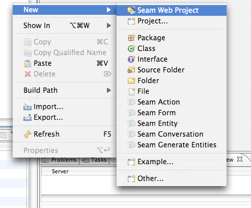 Seam - Contextual Components