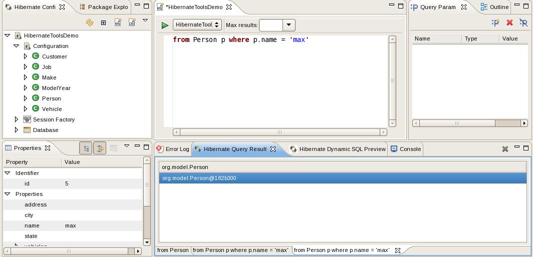 hibernate tools-3.2.0.ga.zip