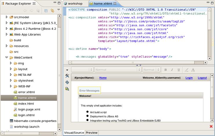 Getting Started with JBoss Developer Studio