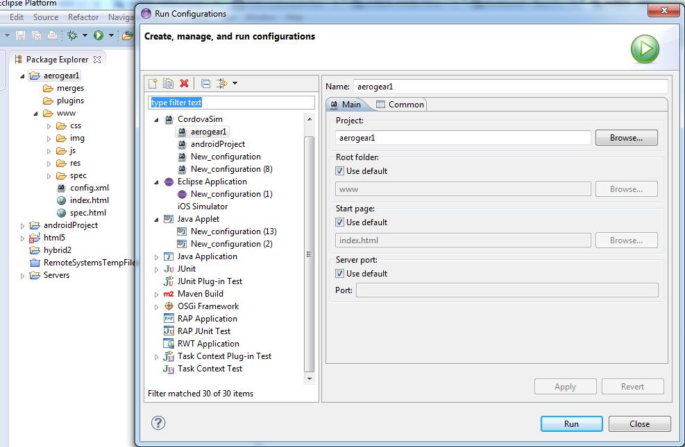 BrowserSim/CordovaSim 4 1 0 Beta1 What's New