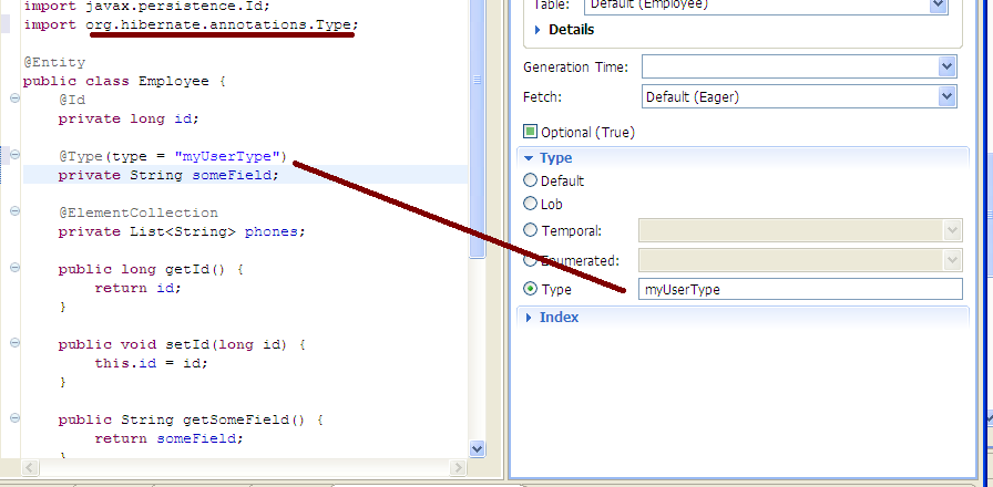 how to create a simple annotation java